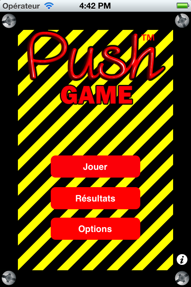 Screenshot Push Game Free