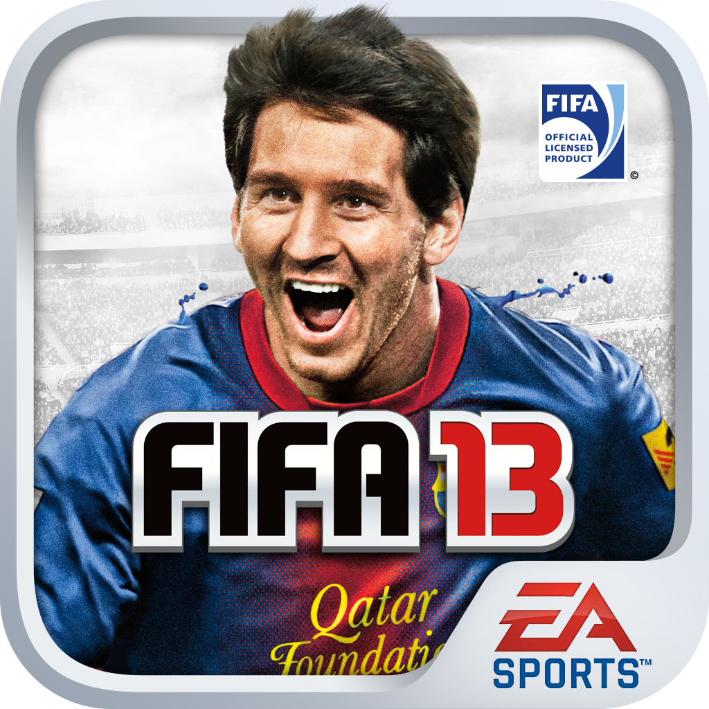 FIFA 13 by EA SPORTS (AppStore Link)