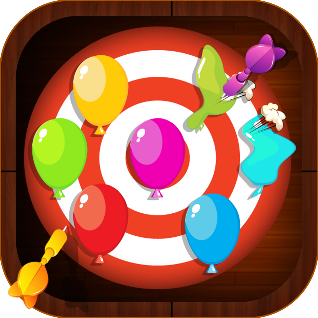 Tap Scary Darts – Don't let the Balloon Pop!- Pro